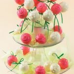 DIY Romantic Roses Cake Pops Recipe