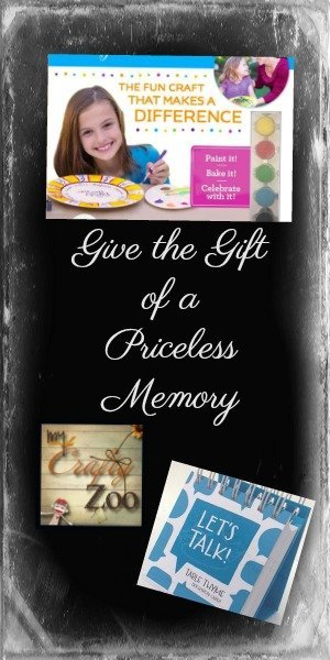 Give-the-Gift-of-a-Priceless-Memory Family Honor Plate: Give the Gift of a Priceless Memory