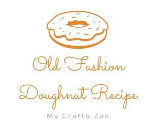 Old Fashion Doughnut Recipe