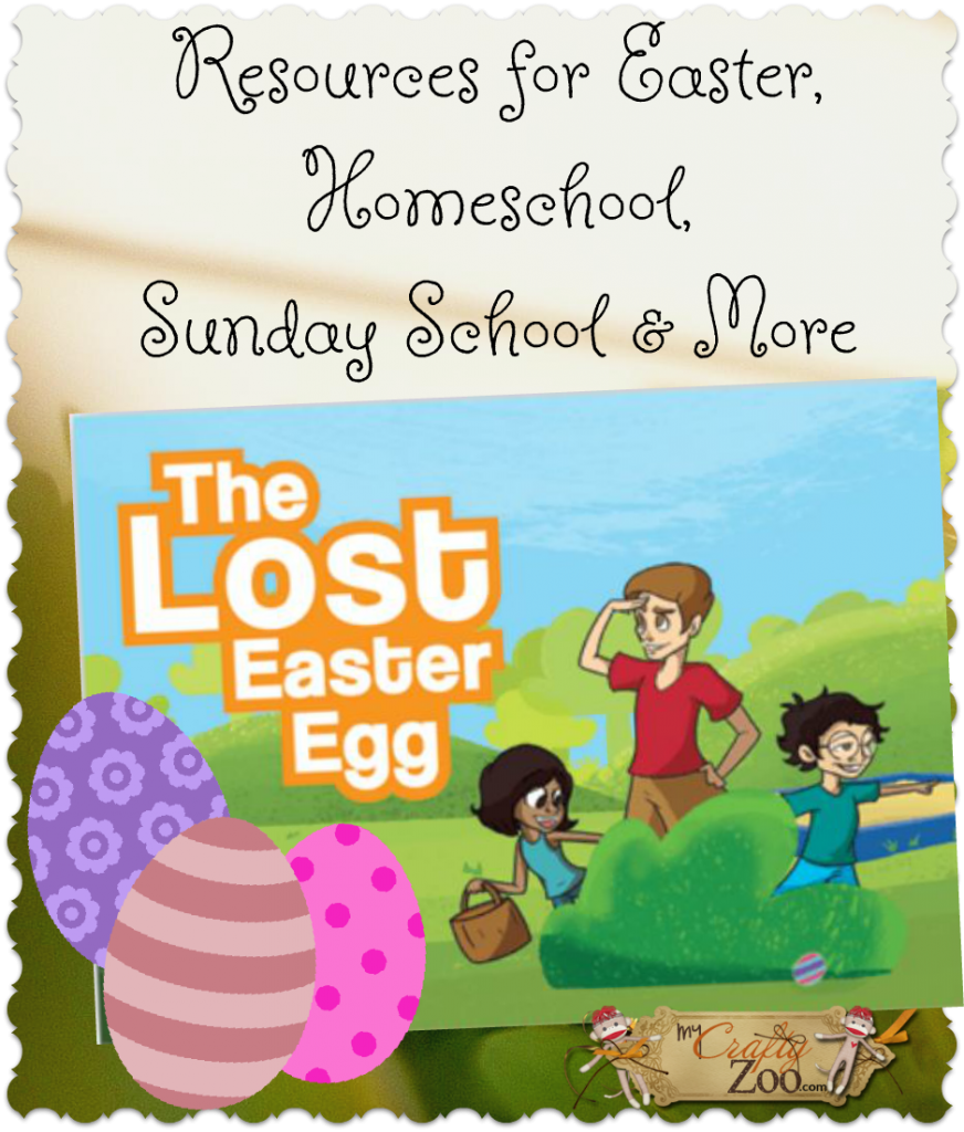 Resources for Easter, Home school, Sunday School and More
