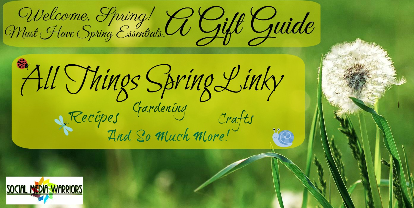 All Things Spring Linky