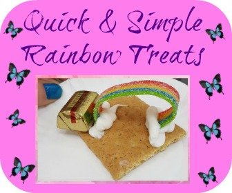 DIY Rainbow Treats: Quick & Simple