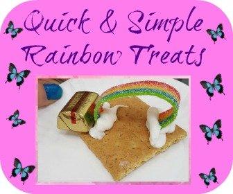 DIY Rainbow Treats: Quick & Simple