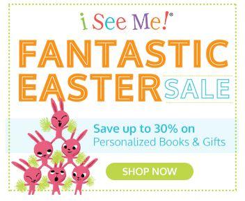 FANTASTIC EASTER SALE! Up to 30% off!!!