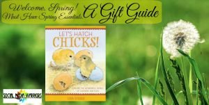 Lets Hatch Chicks: A Children's Book Review You Can't Miss
