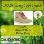 Lugz Theta Boots: Spring Gift Guide