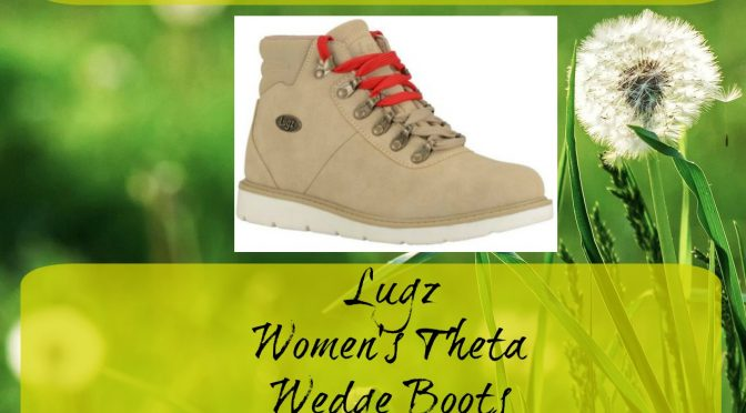 Boots: My Spring Favorite Sponsored by @Lugz