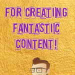 This post will help you get on track to creating amazing content all the time, driving readers and customers to your site daily!