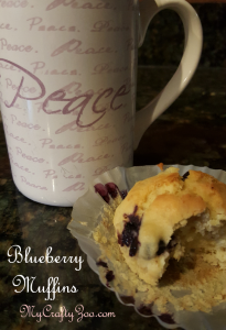 Sweet-Blueberry-Muffins-300x300 Blueberry Muffins:  Simple, Delicious & Yummy!