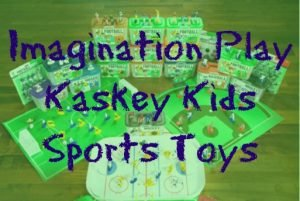 Imagination Play: Kaskey Kids Sports Toys Review & 20% Discount