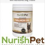 NurishPet Supplement Giveaway Ends 5/2