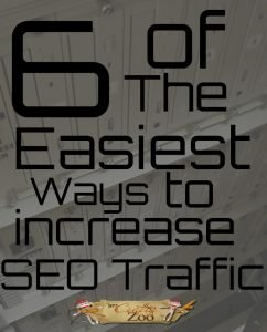 Increase your domain authority and improve your SEO traffic with these easy steps that anyone can do!