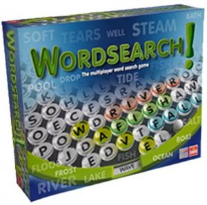 Family Game Night with Goliath Games: Word Search!