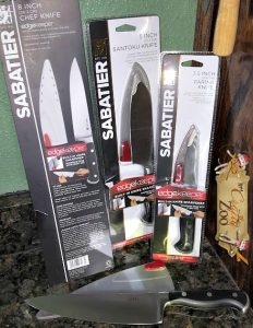 Sabatier Self Sharpening Knives Review