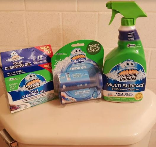 Scrubbing Bubbles Deal: only 64 Cents!!!