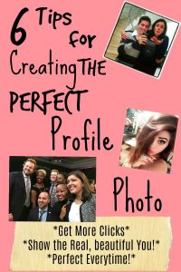 6 Tips for Creating the Perfect Profile Photo