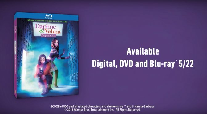 Daphne & Velma Blu-Ray! Watch these Groovy Chicks Save the Day!