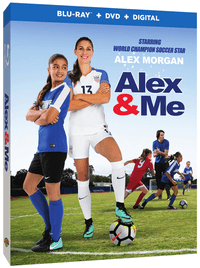 Alex and Me Blu Ray