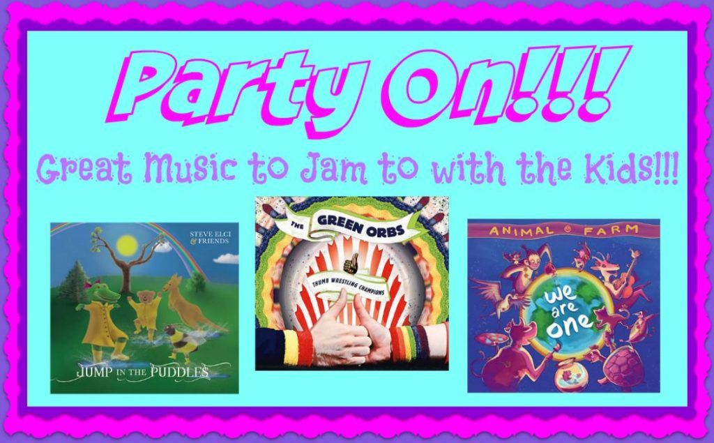 Party On: Great Music to Jam with the Kids! #BTS18 @SMGurusNetwork