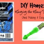 DIY Home: Hanging the Heavy Stuff (& Making it Easy!)