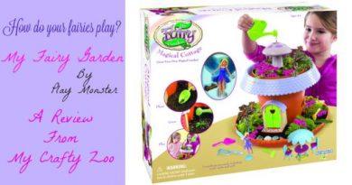 My Fairy Garden: How do Your Fairies Play?