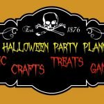 DIY Halloween Party Planning Sponsored By @MisterSinger