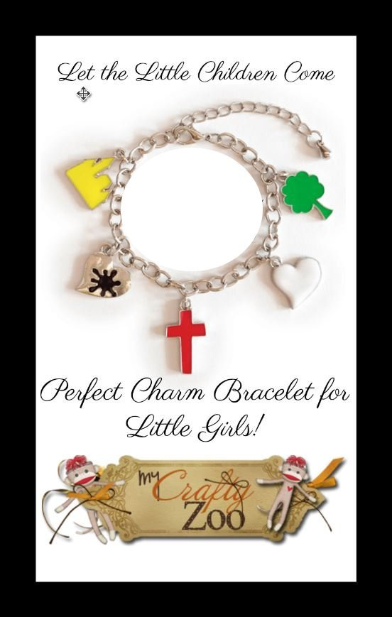 Charm Bracelets: Teach Salvation