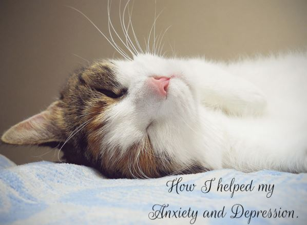 How I Helped My Anxiety and Depression