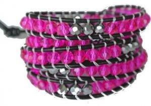 Willamy Fierce Wrap Bracelet: From Casual to Formal Wear! @willamydesigns #Fall18 @SMGurusNetwork @CraftyZoo