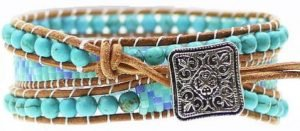 Willamy Marseille Wrap Bracelet: From Rodeo Grounds to Pow-Wows! @willamydesigns #Fall18 @SMGurusNetwork @CraftyZoo