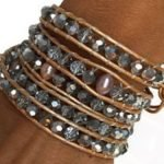 Willamy Fresh Water Pearl Wrap Bracelet: From Blue Jeans to Formals!