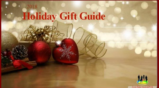2018 Holiday Gift Guide!