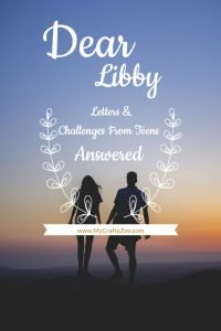 Dear Libby: Letters & Problems From Teens Answered!