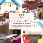 Garden View Kitchen: Make Believe At It's Best