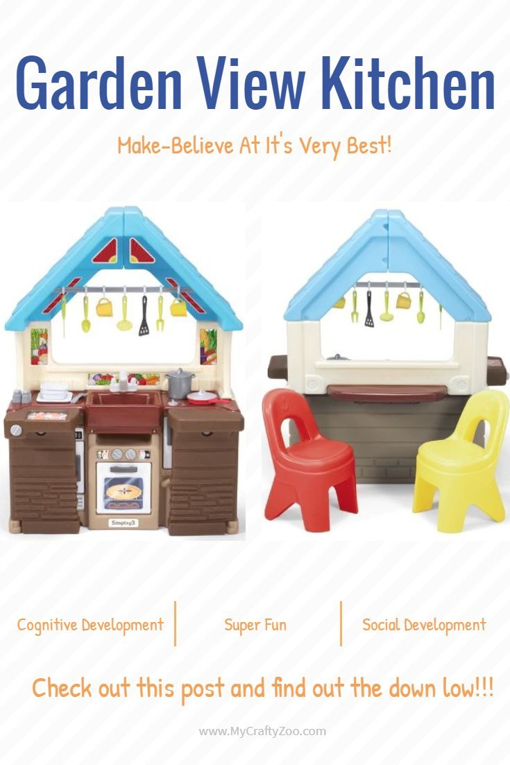 Garden View Kitchen: Make Believe, Learning & Full of Fun