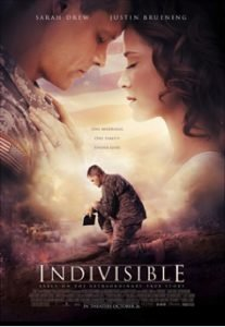 Indivisible is the extraordinary true story of Army Chaplain Darren Turner and his wife Heather: one marriage … one family … under God. In theaters October 26. #indivisiblemovie #flyby