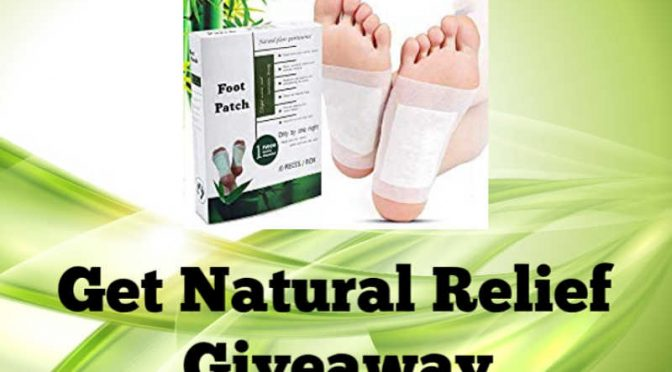 Get Natural Relief Giveaway!