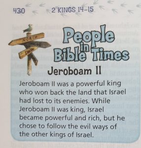 People In Bible Times