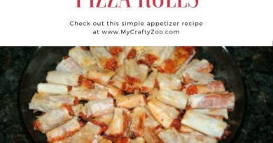 Pizza Rolls Recipe: Appetizer, Party Food, Game Night