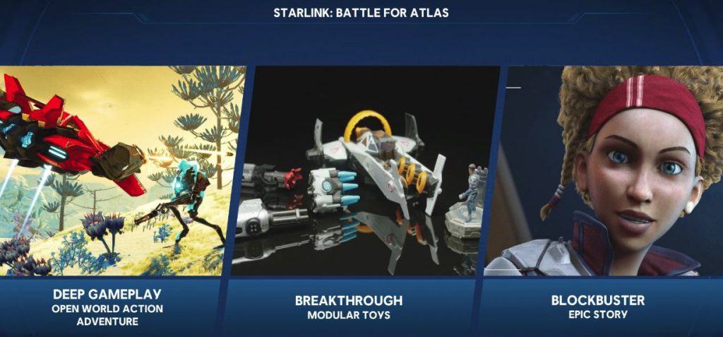 StarLink: Explore & Conquer Atlas Star Galaxy #StarlinkGame