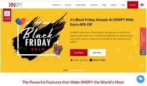 Xnspy Black Friday Coupon – FLAT 40% OFF!