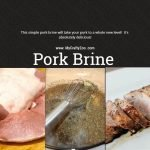 Pork Brine #Recipe! Try it today and take your dinner to the next level!