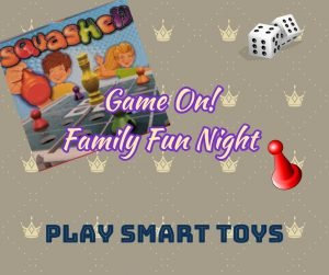 Squashed! Family Game Night Fun & Ideas!