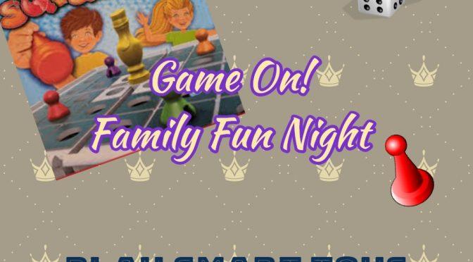 Squashed! Family Game Night Fun & Ideas!