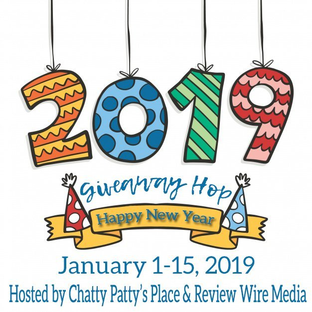 2019 Happy New Year Hop: Magic Canvas #Giveaway