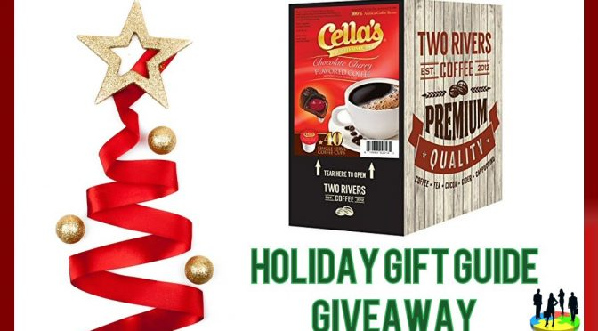 Cella's Chocolate Cherry Coffee Giveaway!