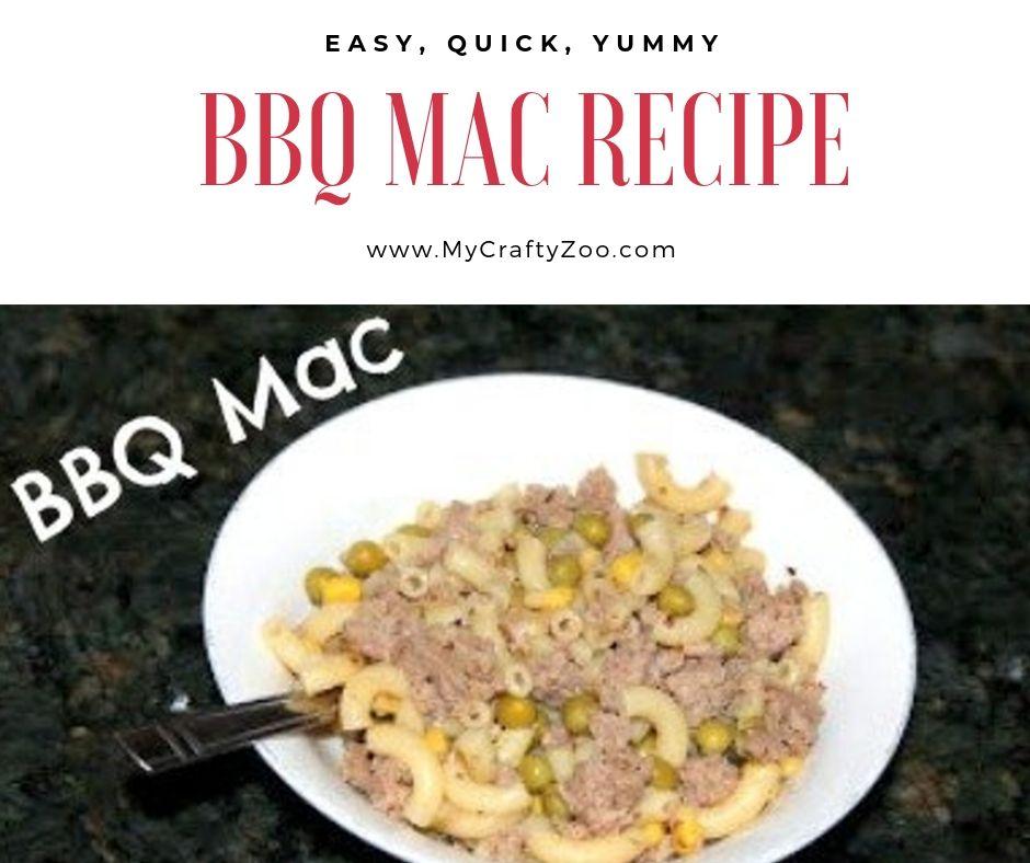 BBQ Mac Recipe