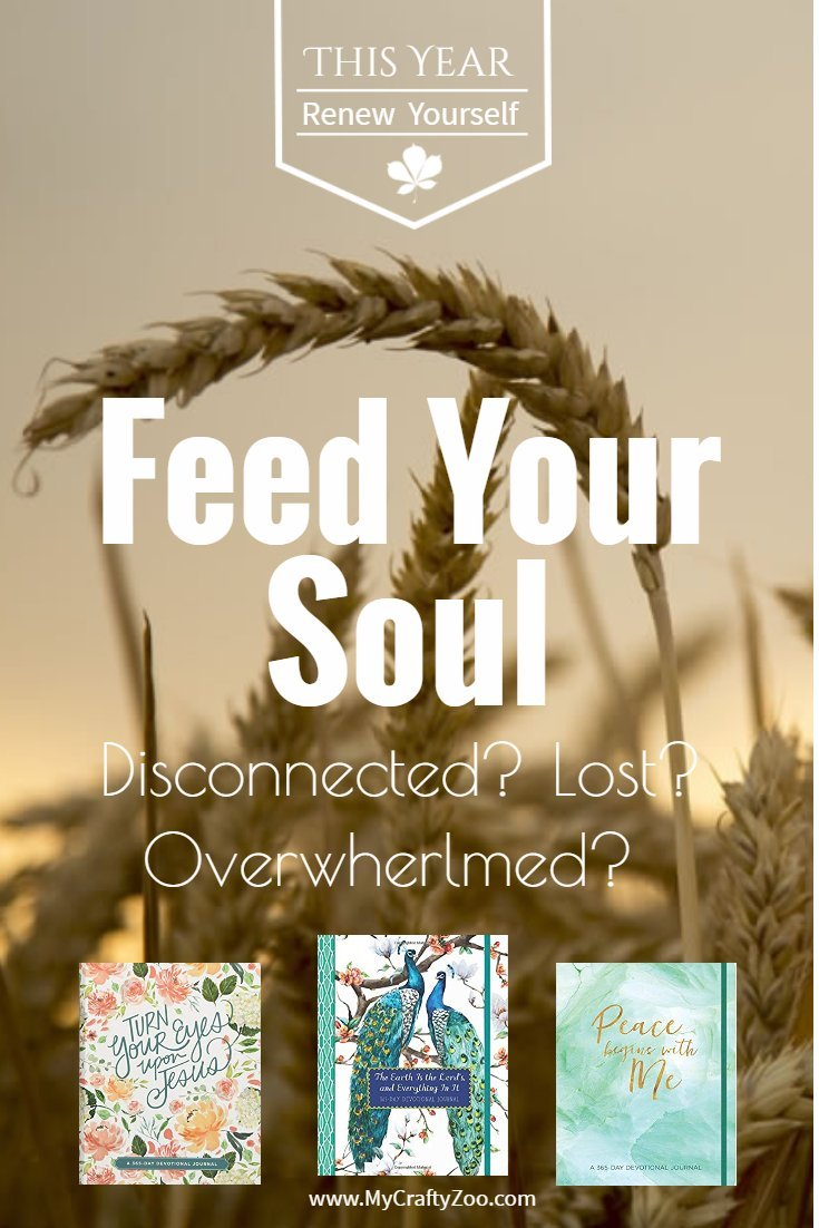 Journal: Feed Your Soul 365 Days @ellieclairegifts