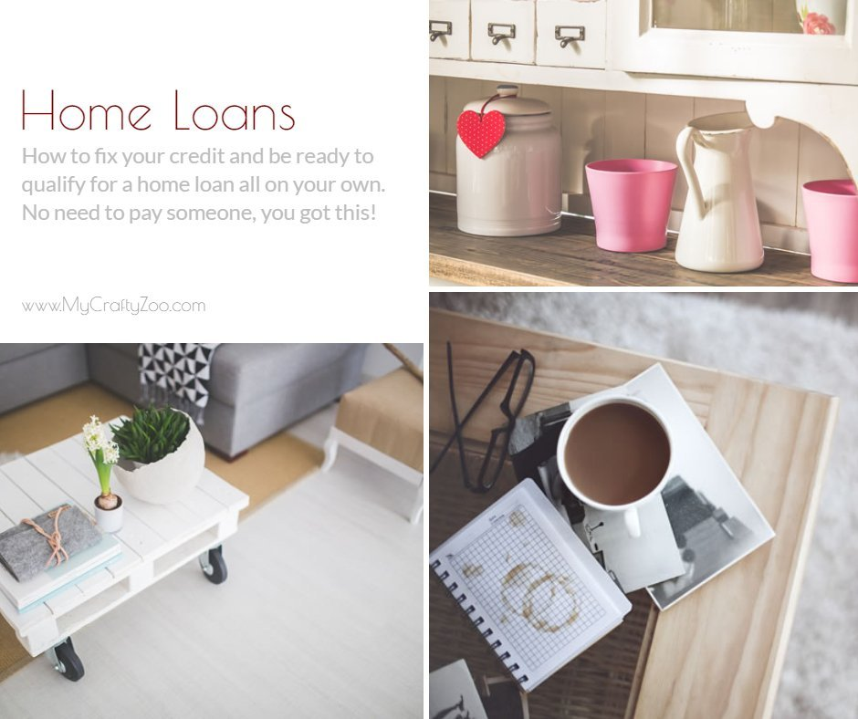 Home Loan: How to Fix Your Credit Qualify & Buy
