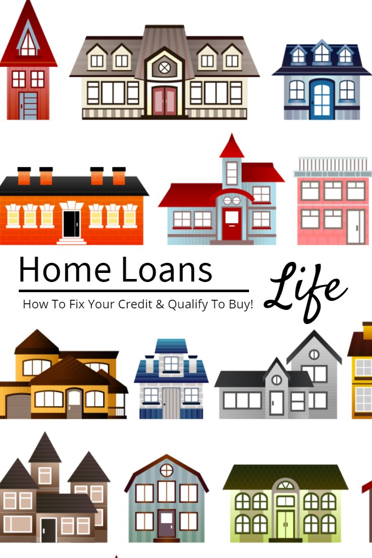Home Loans How to Fix Your Credit Qualify & Buy